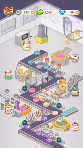 My Factory Cake Tycoon - idle games 1.0.8.1 screenshots 4