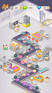 My Factory Cake Tycoon MOD (Unlimited Money) 4