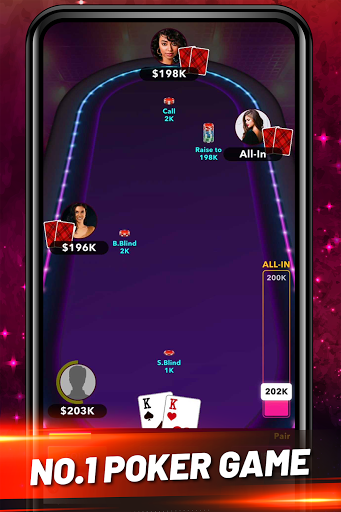 Poker Plus+ Free Texas Holdem Poker Games screenshots 11