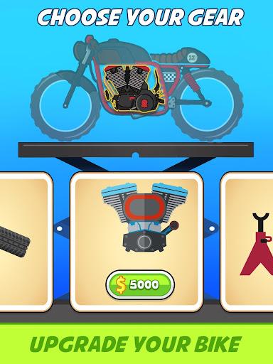 Télécharger Gratuit Bike Race Gratuit - Jeux de Course de Moto APK MOD (Astuce) screenshots 1