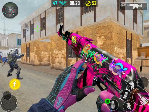 Modern Gun Strike OPS 2021 - FPS Shooting Games 1.0.15 screenshots 15