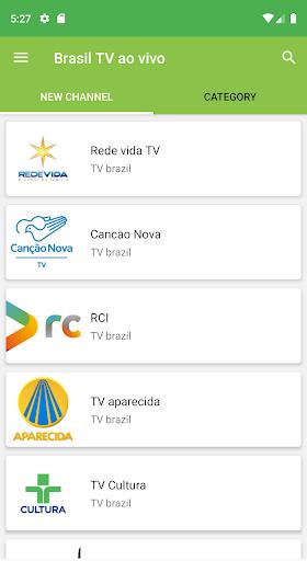 Foto do Brasil TV ao vivo - Programação de tv no Celular