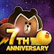 LINE レンジャー×クレヨンしんちゃんコラボ!ブラウンやコニーと大戦争!タワーディフェンスRPG! - Androidアプリ