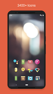 Vinty - Icon Pack Screenshot