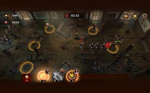 Zombie Origins: The Evil Village  screenshots 2