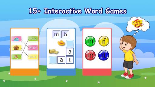 Kindergarten kids Learn Rhyming & Sight Word Games apkdebit screenshots 10