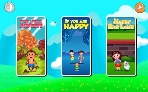 Kids Top Nursery Rhymes Videos – Offline Learning FiveLittle_v6.2 APK Mod Latest Version 2