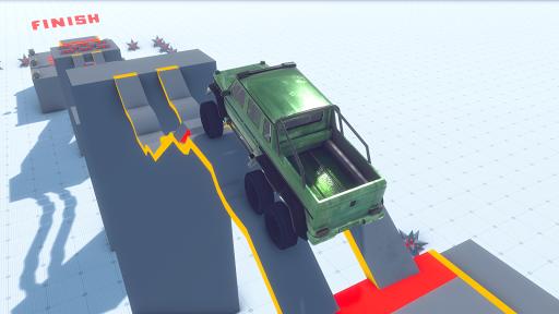 Test Driver: Offroad Driving Simulator screenshots 4