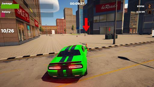 City Car Driving Simulator 2 2.5 screenshots 6