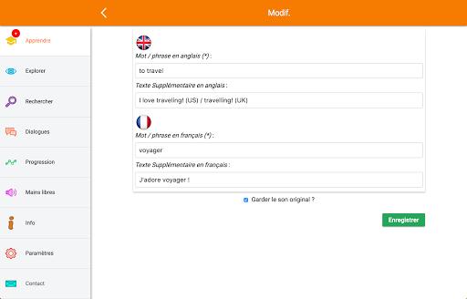 Learn English Free: Vocabulary Course 10.70 Screenshots 14