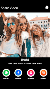 MV Master : Video Maker - Photo Video Editor Screenshot