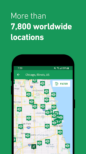 Enterprise Rent-A-Car - Car Rental 4.0.0.489 Screenshots 3