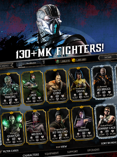 MORTAL KOMBAT: The Ultimate Fighting Game!  screenshots 9