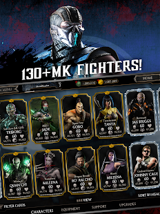 MORTAL KOMBAT: The Ultimate Fighting Game! Screenshot