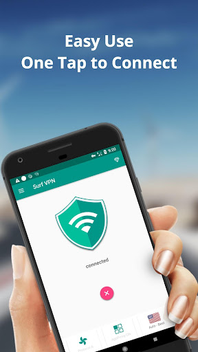Surf VPN - Best Free Unlimited Proxy 1.8.0 screenshots 2