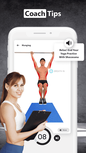 Height Increase after 18 -Yoga Exercise, Be Taller  Screenshots 4