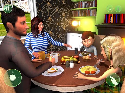 Family Simulator - Virtual Mom Game 2.4 Screenshots 9