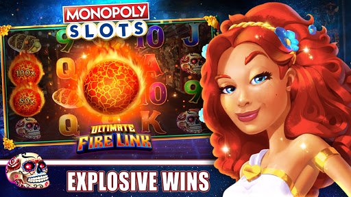 MONOPOLY Slots - Slot Machines  screenshots 12