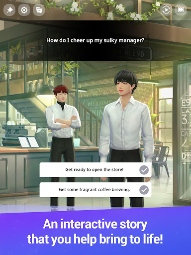 BTS Universe Story 1.2.0 Screenshots 18
