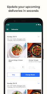 Free Download Freshly  Food Delivery App For PC (Windows and Mac) 1