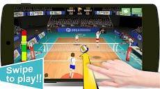 バレーボール 3Dのおすすめ画像2