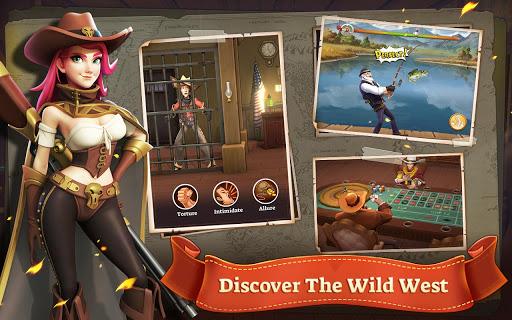 Wild West Heroes apkpoly screenshots 6