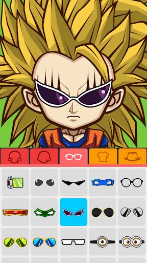 SuperMii - Cartoon Avatar Maker Apkfinish screenshots 2