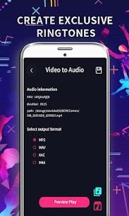 MP3 Editor: Cut Music, Video To Audio 5