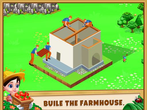 Farm House - Farming Games for Kids apkmr screenshots 13