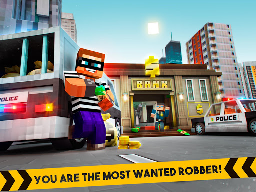 ud83dude94 Robber Race Escape ud83dude94 Police Car Gangster Chase  Screenshots 10