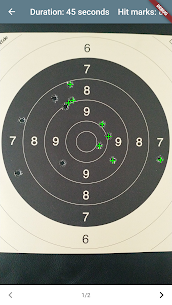Piranha: shooting range hit marker 5