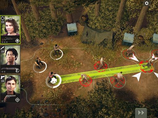 The Walking Dead No Man's Land screenshots 13
