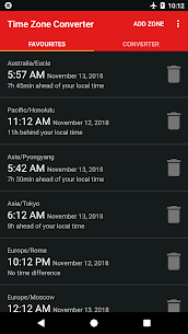Time Zone Converter  Download For Pc (Install On Windows 7, 8, 10 And  Mac) 1