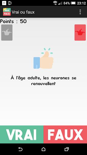 Vrai ou Faux ? 6.7 screenshots 2