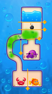 Save the Fish - Pull the Pin Game  Screenshots 4