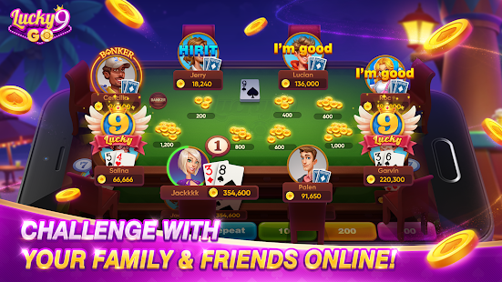 Lucky 9 Go - Free Exciting Card Game! 1.0.22 screenshots 5