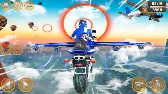Mega Ramp Impossible Tracks Stunt Bike Rider Games 3.4.2 Screenshots 14