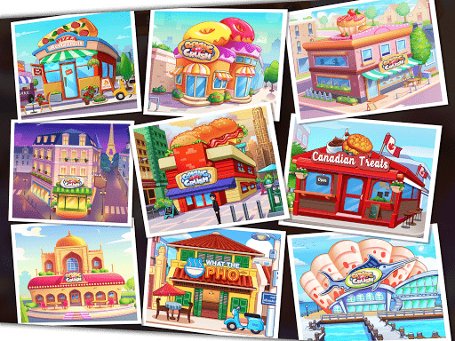 Cooking Crush: New Free Cooking Games Madness android2mod screenshots 14