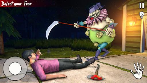 Scary Horror Clown Survival: Death Park Escape 3D  screenshots 5