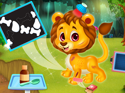 Pet Vet Care Wash Feed & Play - Animal Doctor  screenshots 5