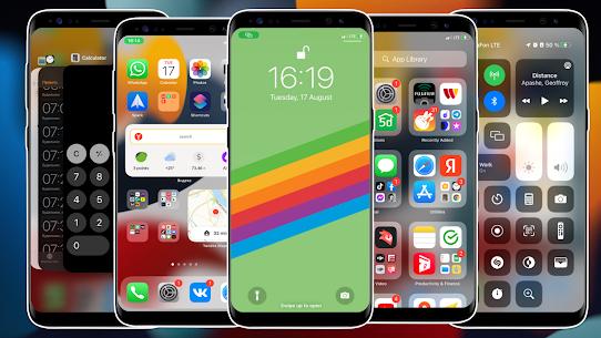 iOS launcher max 2021 4