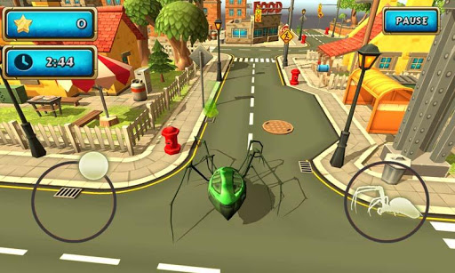 Spider Simulator: Amazing City  screenshots 2