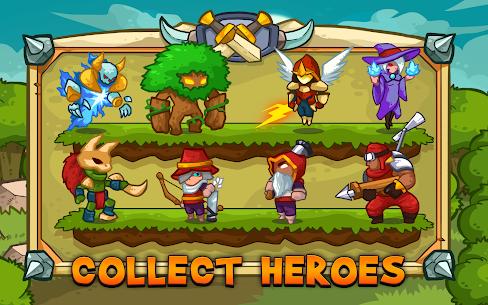 King Rivals: War Clash MOD APK 1.3.4 (Unlimited Money) 8