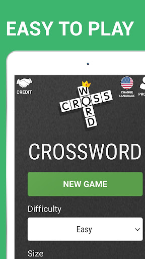 Crossword Puzzle Free Classic Word Game Offline 3.8 screenshots 9