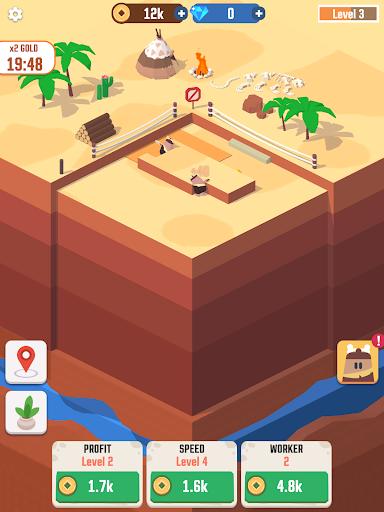 Idle Digging Tycoon 1.4.2 screenshots 6
