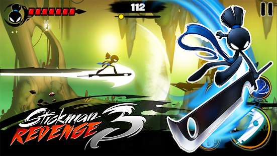 Stickman Revenge 3 - Ninja Warrior - Shadow Fight Screenshot