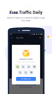 Top VPN - Secure, Private, Free Internet Unlimited