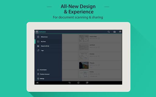 CamScanner HD - Scanner, Fax 3.2.0.20140327 Screenshots 6