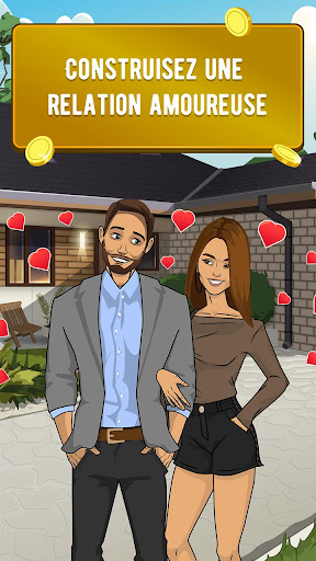 Code Triche LifeSim: Jeux de Simulation de Vie & Casino Slots (Astuce) APK MOD screenshots 4