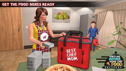 Home Chef Mom 2020 : Family Games screenshots 3